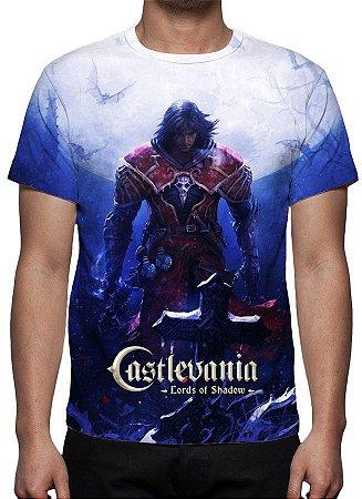 CASTLEVANIA - Lords of Shadow - Camiseta de Games