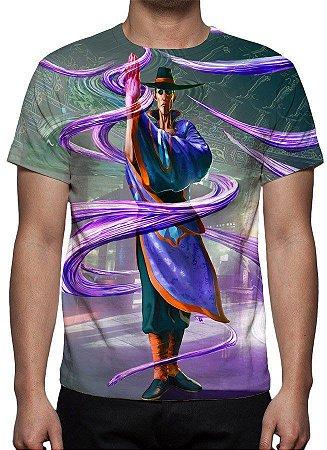 STREET FIGHTER 5 - F.A.N.G. - Camisetas de Games