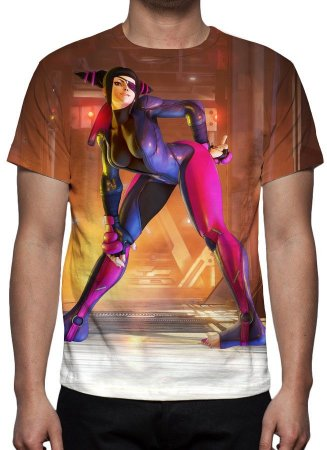 STREET FIGHTER 5 - Juri - Camisetas de Games
