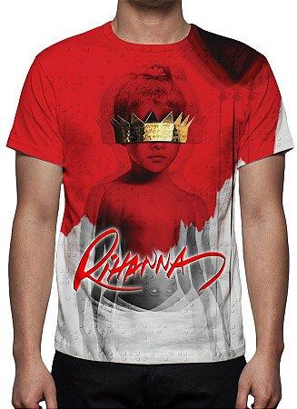 RIHANNA - Anti - Camiseta de Música