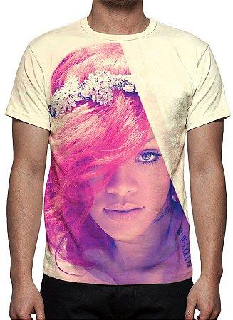 RIHANNA - Modelo 1 - Camiseta de Música