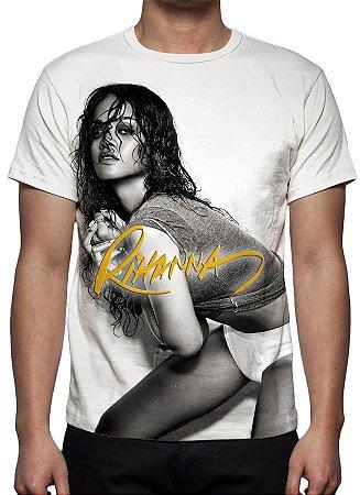 RIHANNA - Modelo 2 - Camiseta de Música