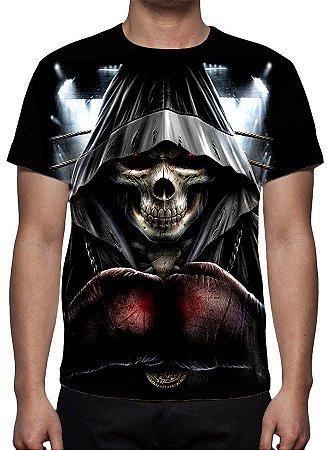 REAPER MORTE - Boxe Game On - Camiseta Variada