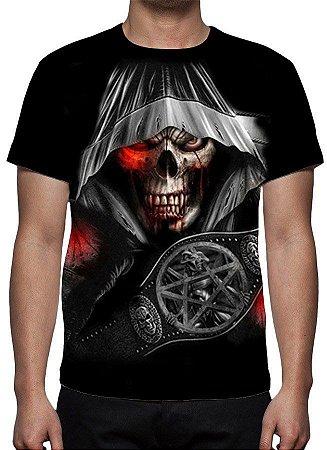 REAPER MORTE - Boxe Game On Modelo 2 - Camiseta Variada