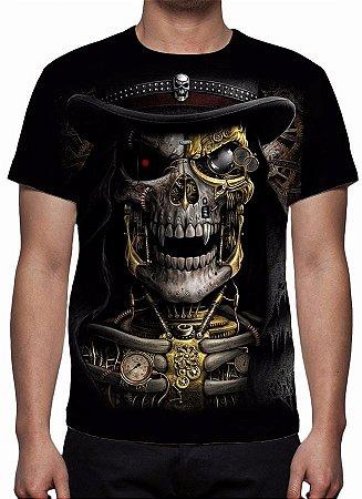 REAPER MORTE - Death Timer - Camiseta Variada