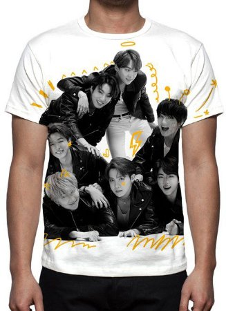 BTS Bantang Boys - Map of the Soul 7 - Camiseta de KPOP