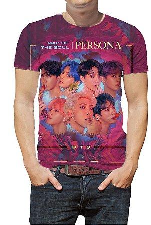 BTS Bantang Boys - Map of Soul Persona Modelo 3 - Camiseta de Kpop