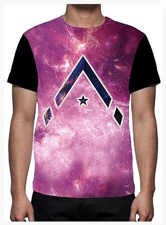 KIMERA  - Tropa Alfa Logo - Camiseta de Desenhos