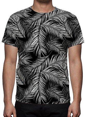 ESTAMPADAS - Palmeira Tropical - Camisetas Variadas