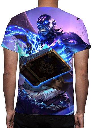LEAGUE OF LEGENDS - Ryze Mago Único Modelo 2 - Camiseta de Games