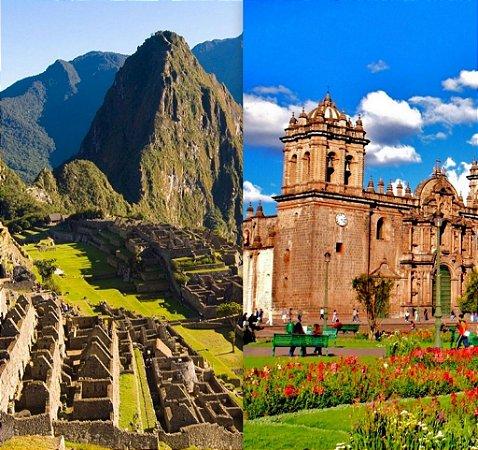 Peru Cusco e Machu Picchu Imperdível. Pacote de 6 dias. Saídas diárias