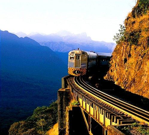 Morretes Privativo (PR) + trem. História, Sabores e Natureza! 1 dia