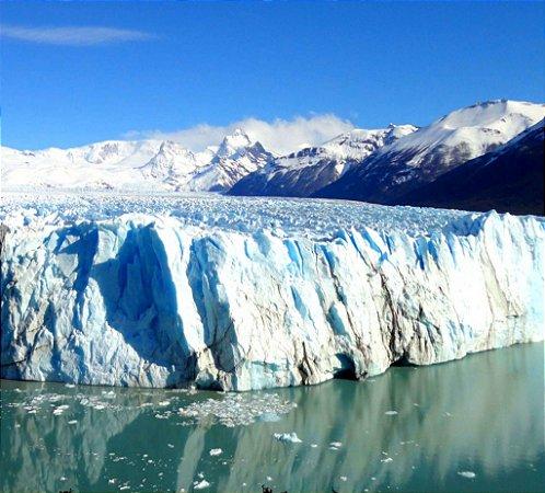 Argentina Patagônia. Calafate. Excursão Ice trekking sobre o Glaciar Perito Moreno.