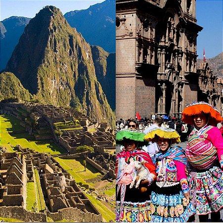 Peru: Cusco e Machu Picchu Inesquecível. Pacote de 5 dias