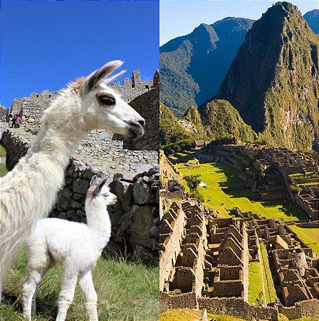 Mochilão Peru Machu Picchu, Cusco e Vale Sagrado de 6 dias. Saídas diárias.