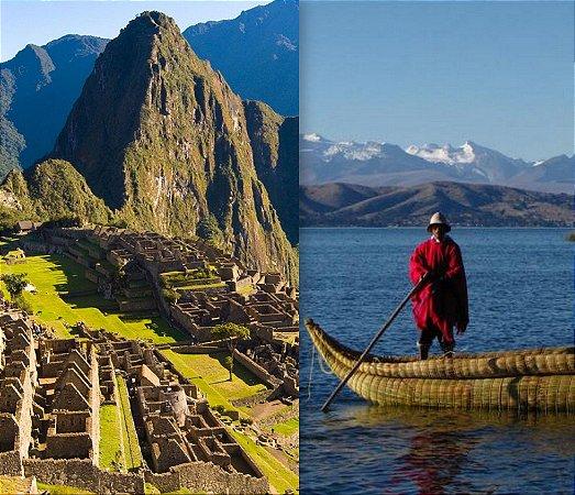 Peru Fascinante Lima, Cusco, Machu Picchu e Titicaca. Pacote de 10 dias