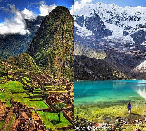 Mochilão Peru Machu Picchu, Cusco e Vale Sagrado e Lago Humantay de 7 dias. Saídas diárias.