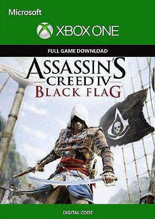 ASSASSIN'S CREED IV: BLACK FLAG XBOX LIVE KEY XBOX ONE BRAZIL