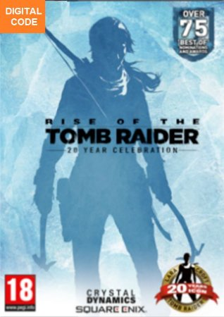 Rise of the Tomb Raider 20 Years Celebration Steam Key GLOBAL