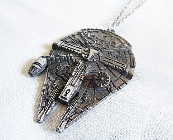 Colar Millenium Falcon - Star Wars