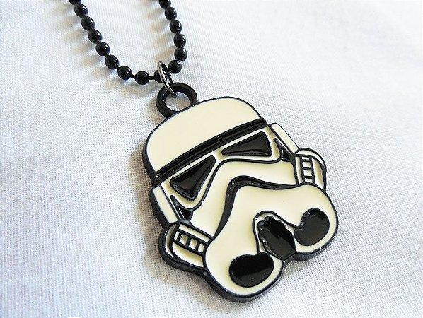 Colar Stormtrooper - Star Wars