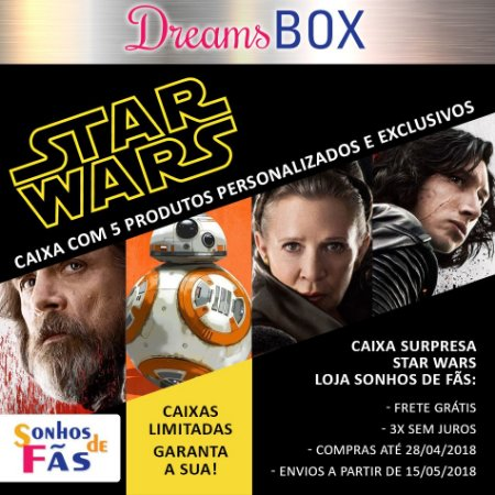 DreamsBox - Star Wars
