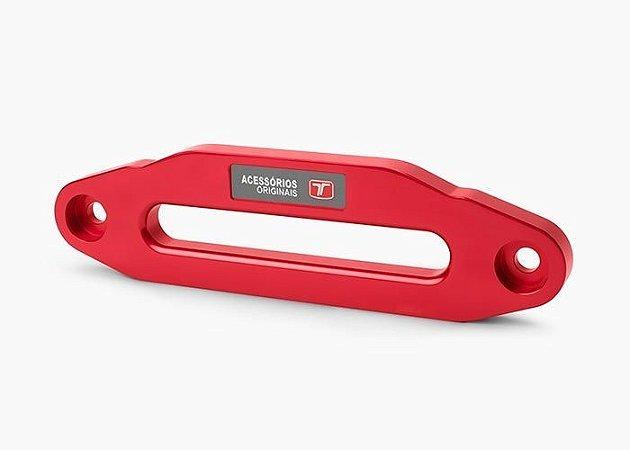 GUIA CABO (VERMELHO) : Deve ser utilizados em guinchos elétricos com cabo sintético. (4013201041AA)
