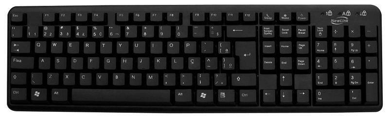 Teclado usb easy New Link TC302