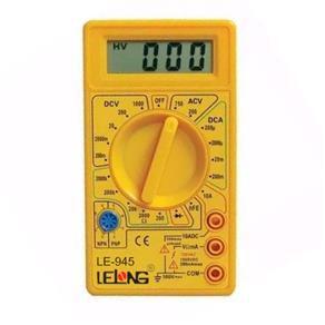 Multimetro Lelong Digital LE-945