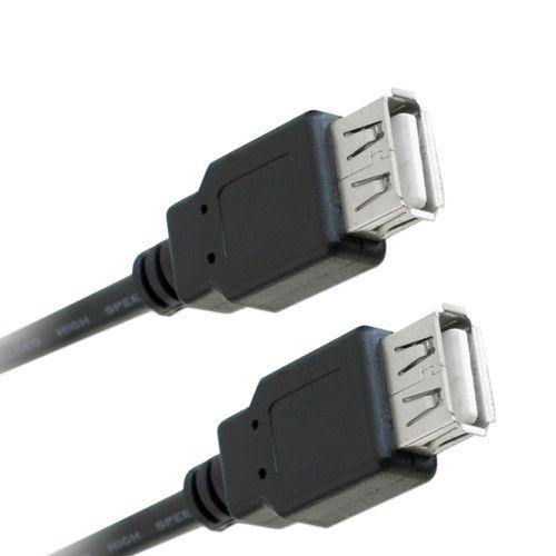 Cabo Lelong USB Fêmea+Usb Femea 2m LE-8031