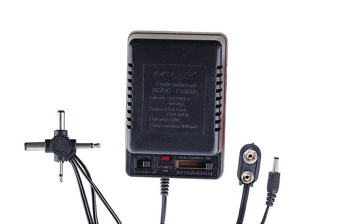 Adaptador Universal Flex 1000MA XC-ACU