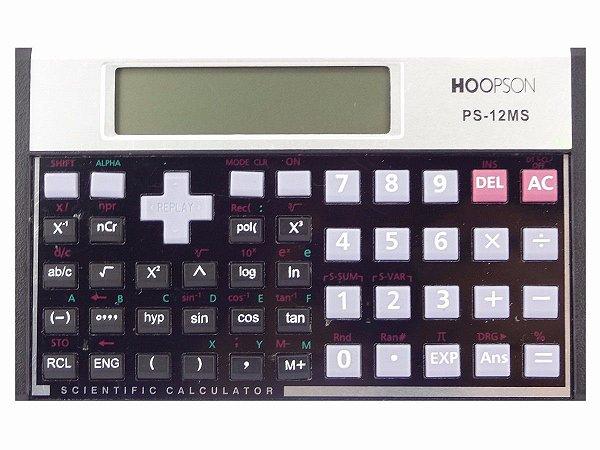 Calculadora Hoopson CientÍfica PS 12MS
