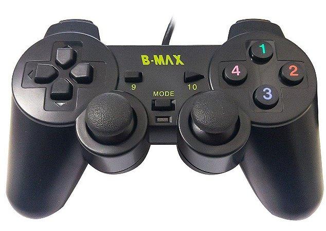 Controle USB Double Shock B-MAX