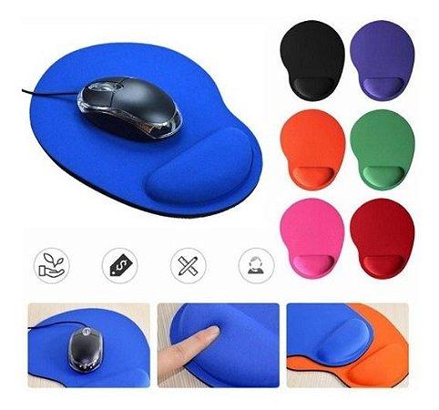 Mouse Pad C/Apoio de Pulso
