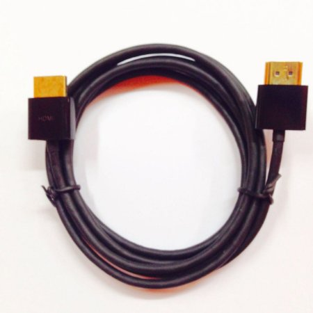 Cabo Hdmi-hdmi Full Hd 3D ( Flexivel ) *casa51*