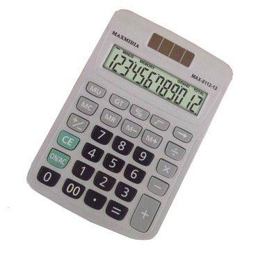 Calculadora Maxmidia Max-8112-12