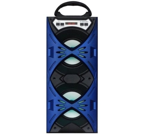 Caixa De Som Bluetooth Portátil 10W RMS Grasep D-BH4202