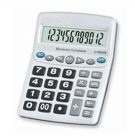 Calculadora Gin-1048-12