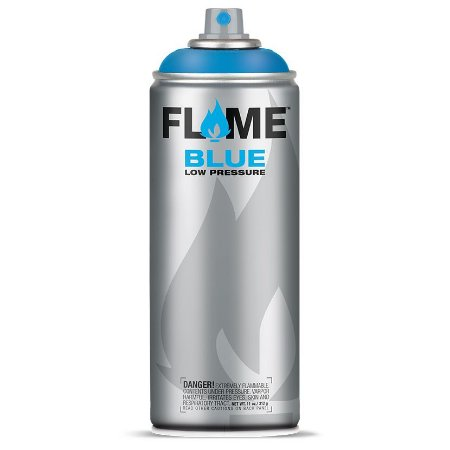 FLAME BLUE tinta spray 400ml