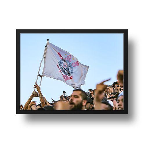 Quadro A Fiel, a Muleta e Bandeira