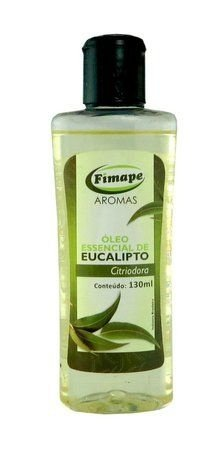 Òleo Essencial de Eucalipto Citriodora 130ml