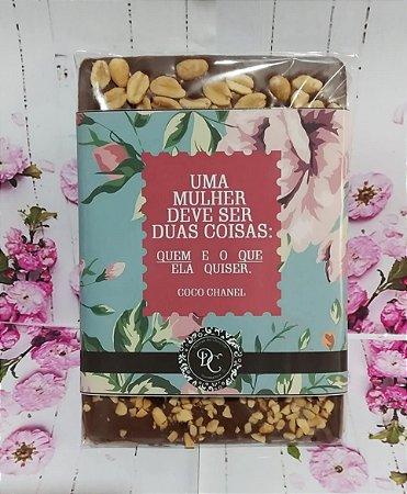 Cartão de chocolate