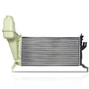 Radiador Celta 01/06 gasolina C/AR