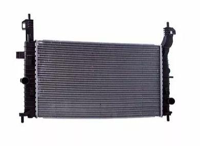 Radiador agua Meriva 02/12 com ou sem Ar condicionado Original GM
