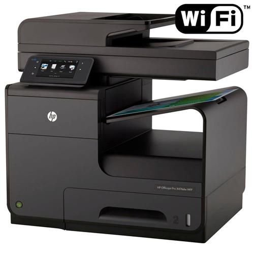 Impressora Multifuncional Hp Officejet Pro X476 Cn461a seminova