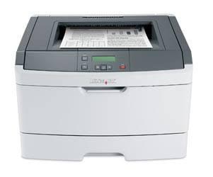 Impressora Lexmark E360dn seminova com suprimentos