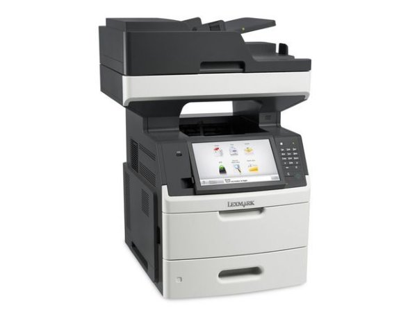 Impressora multifuncional Lexmark X711de seminova