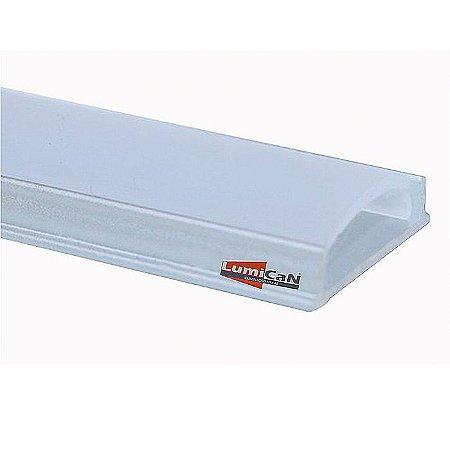 Perfil Led Alumínio Sobrepor Super Slim 1,8cm x 0,6cm -  LUM14