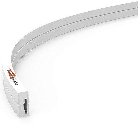 Perfil Led Silicone Flex Parede ou Teto 1,0cm x 1,8cm - LUM86FLEX