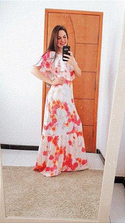 Vestido Amarílis
